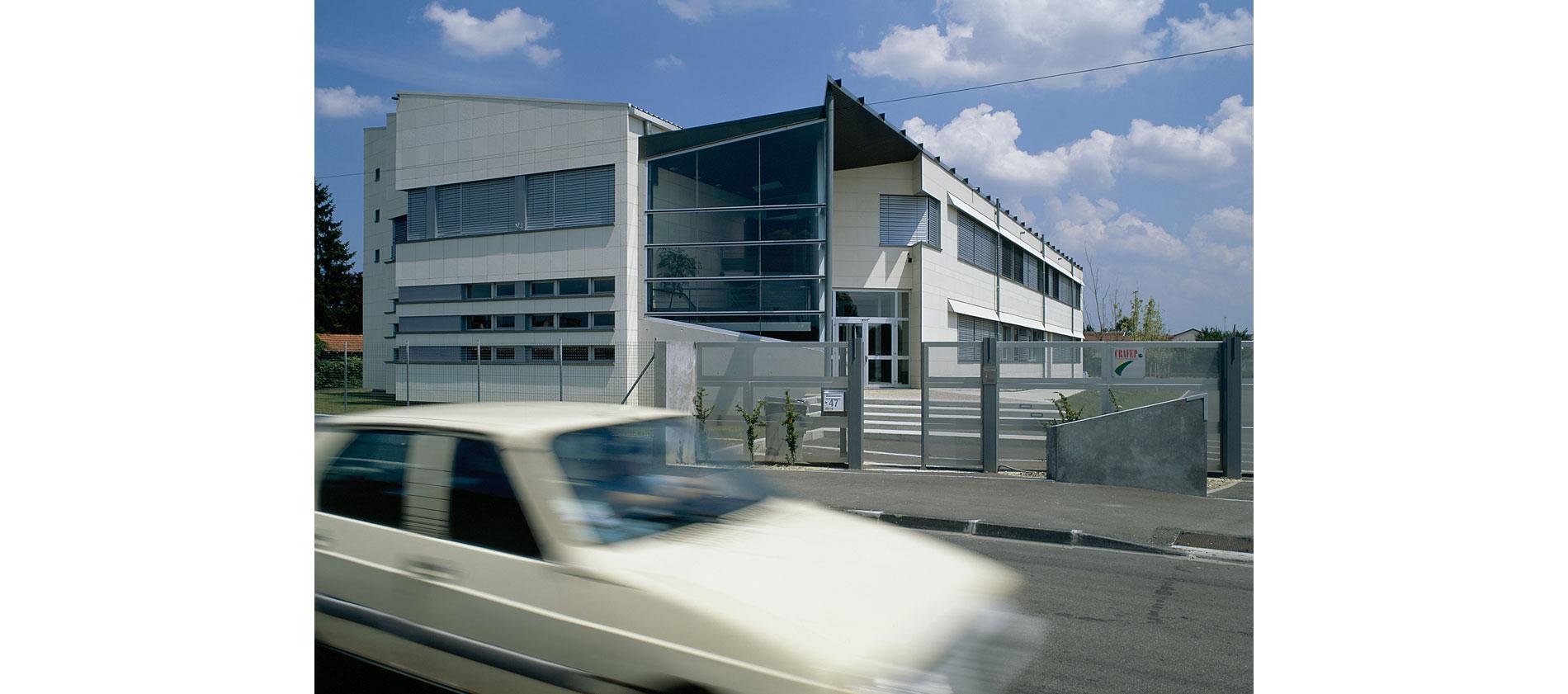 Centre de formation CRAFEP Vaulx-en-Velin