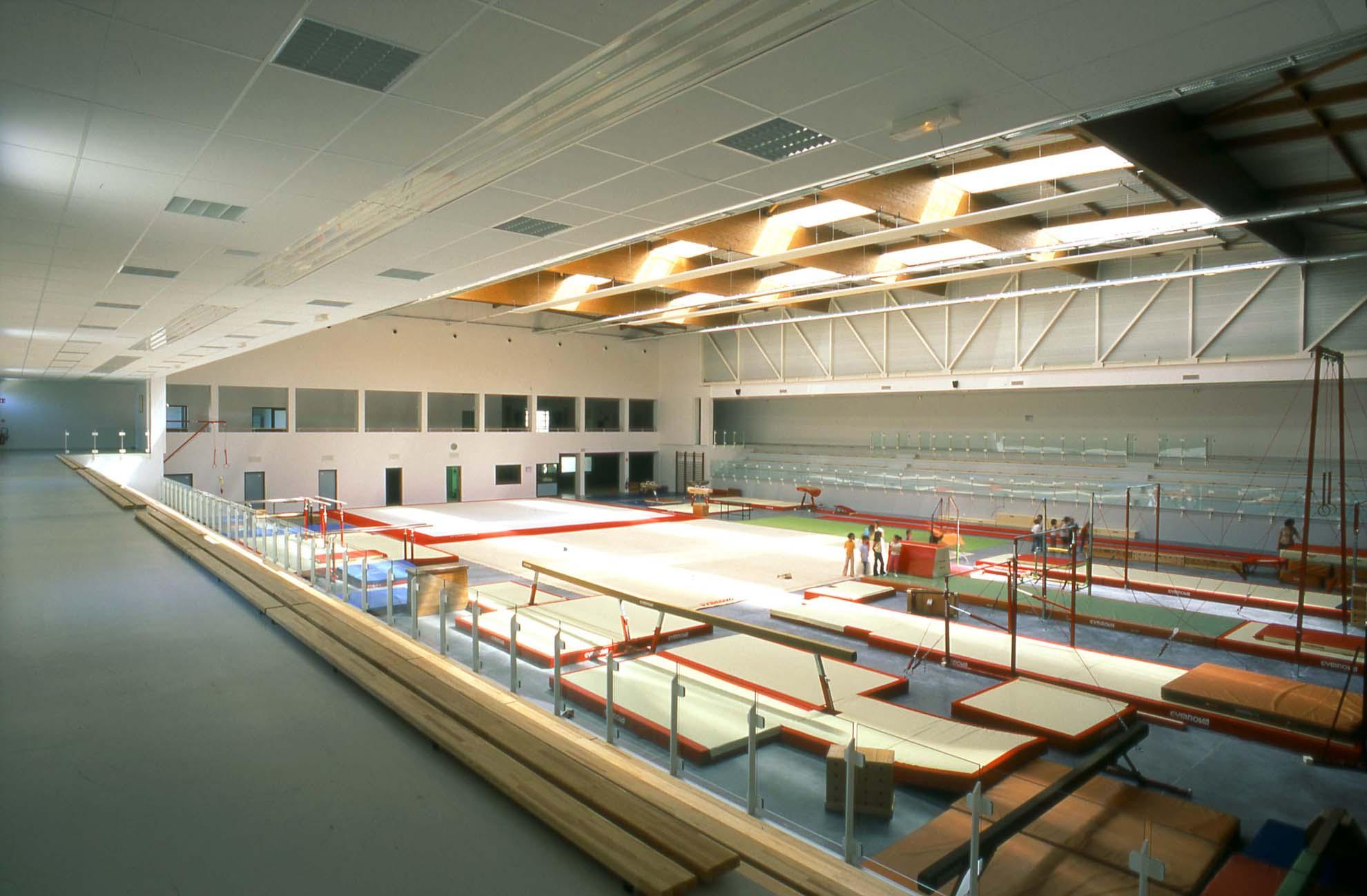 Salle de gymnastique Marsannay-la-Côte