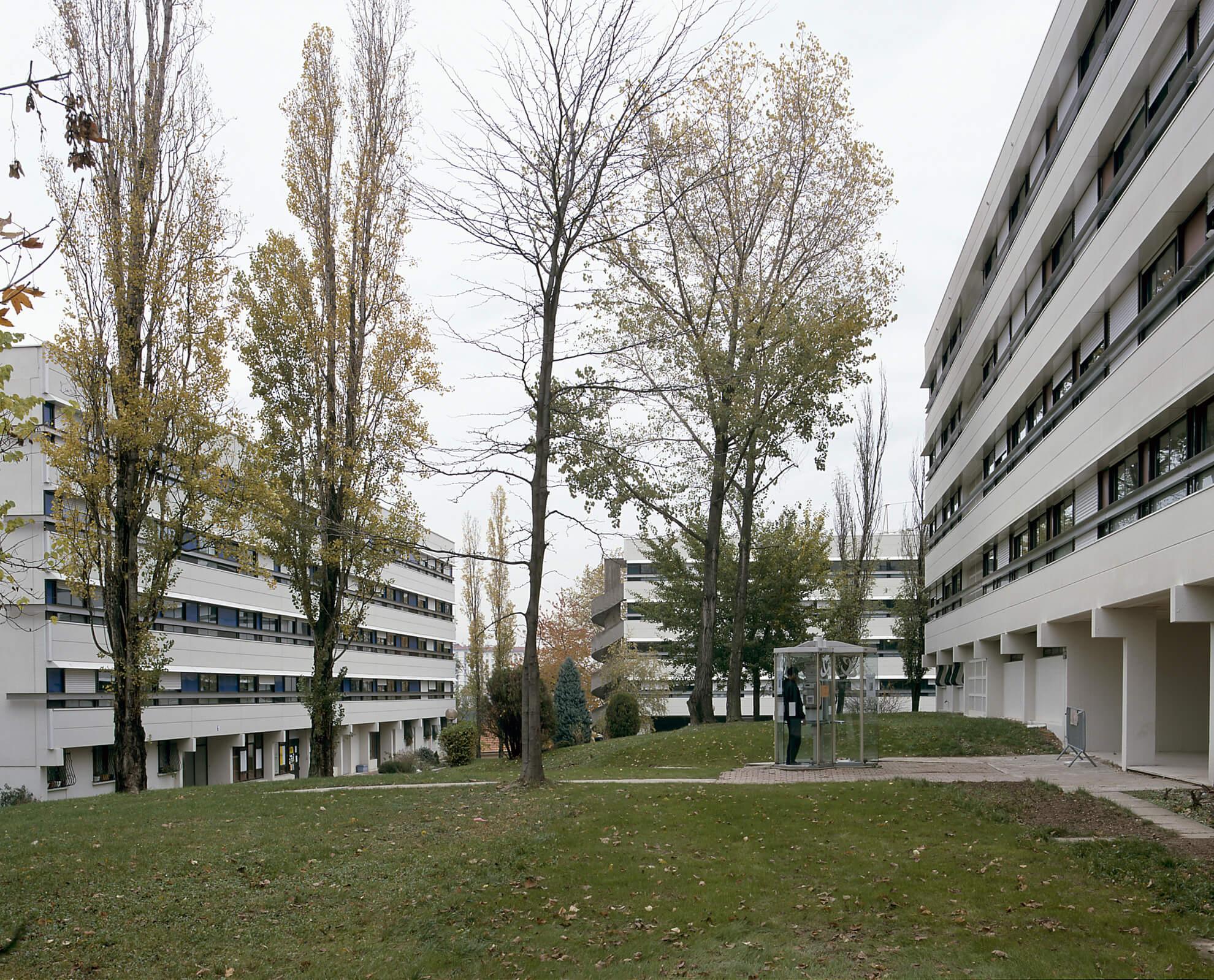 Résidence universitaire Allix CROUS Lyon
