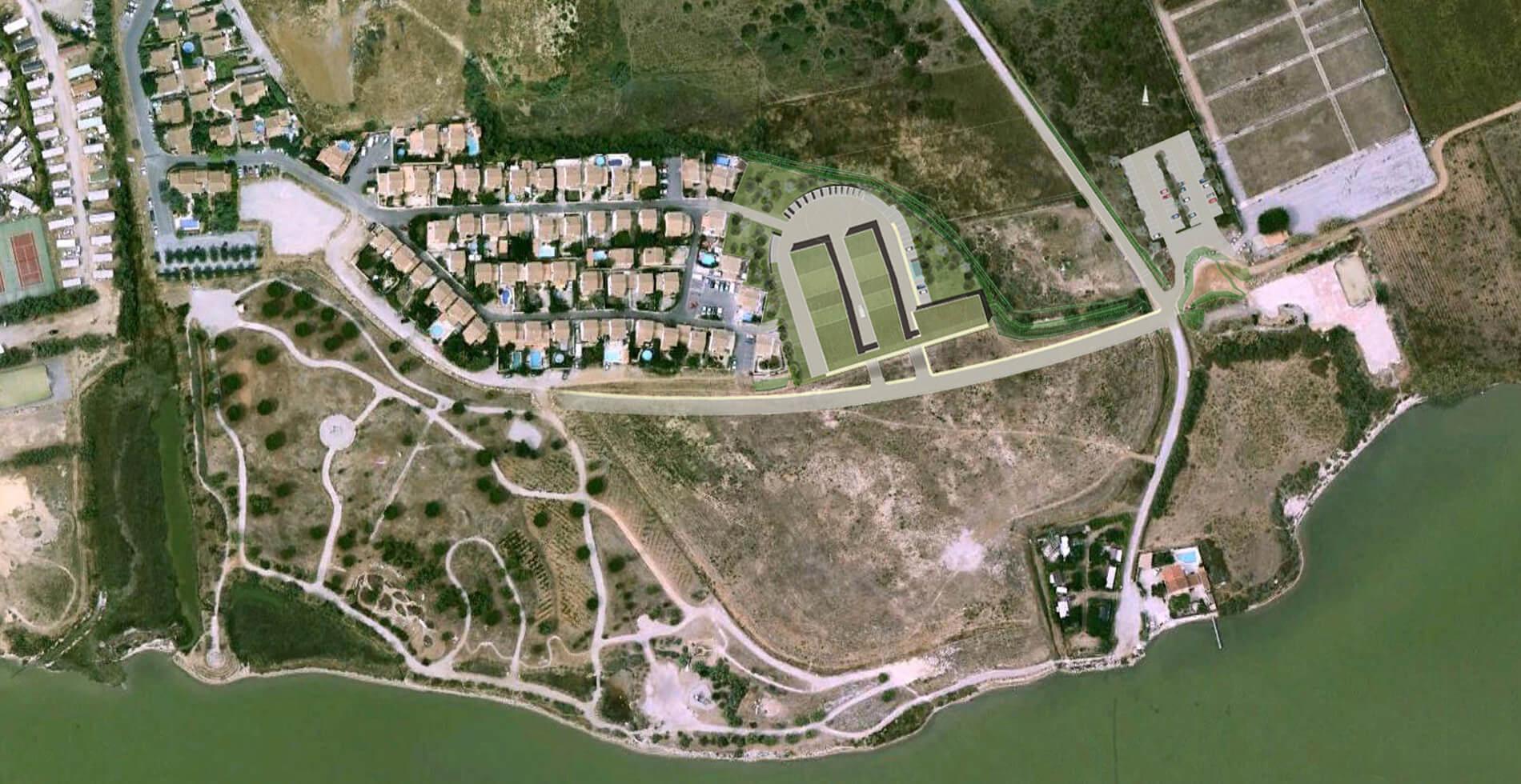 Centre technique municipal de Pérols