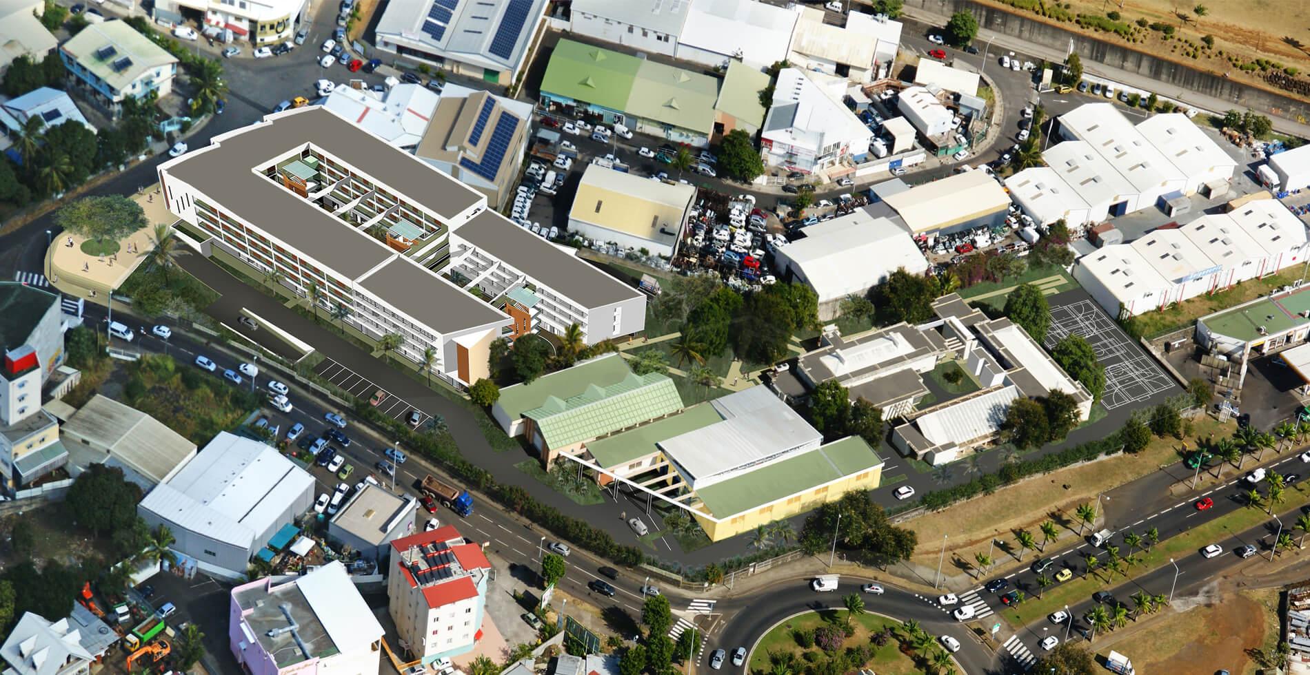 Centre formation St Denis de la Reunion