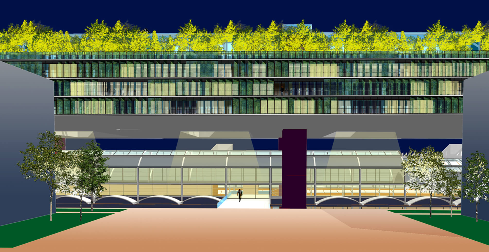 Palais de Justice Paris - Ferrand Sigal