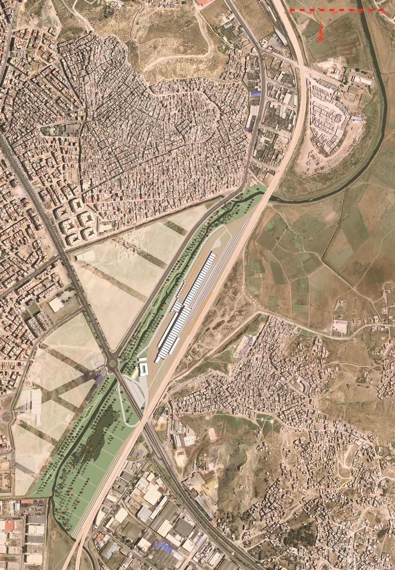 TGV Tanger Maroc