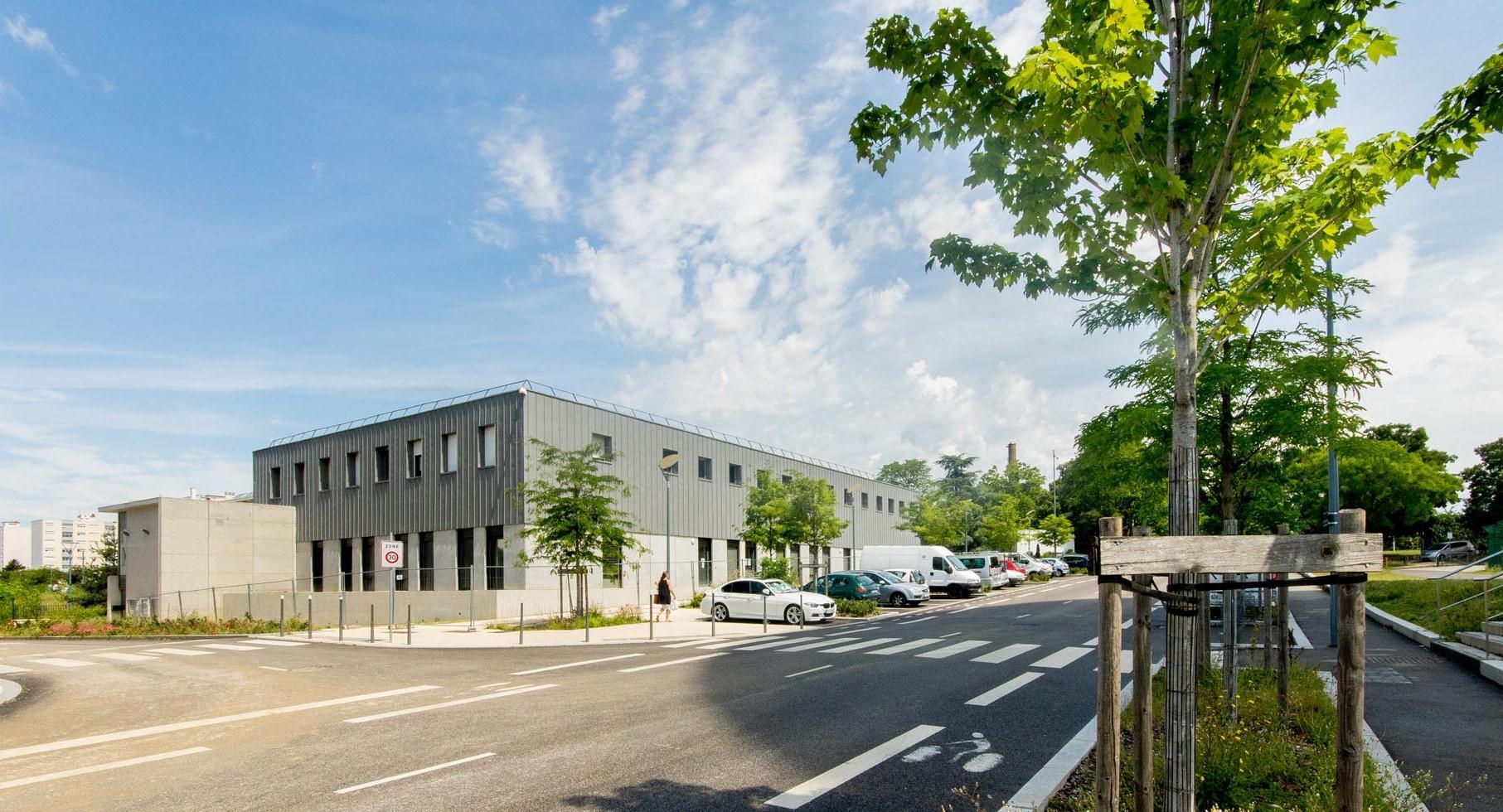 Maison des services publics Vénissy