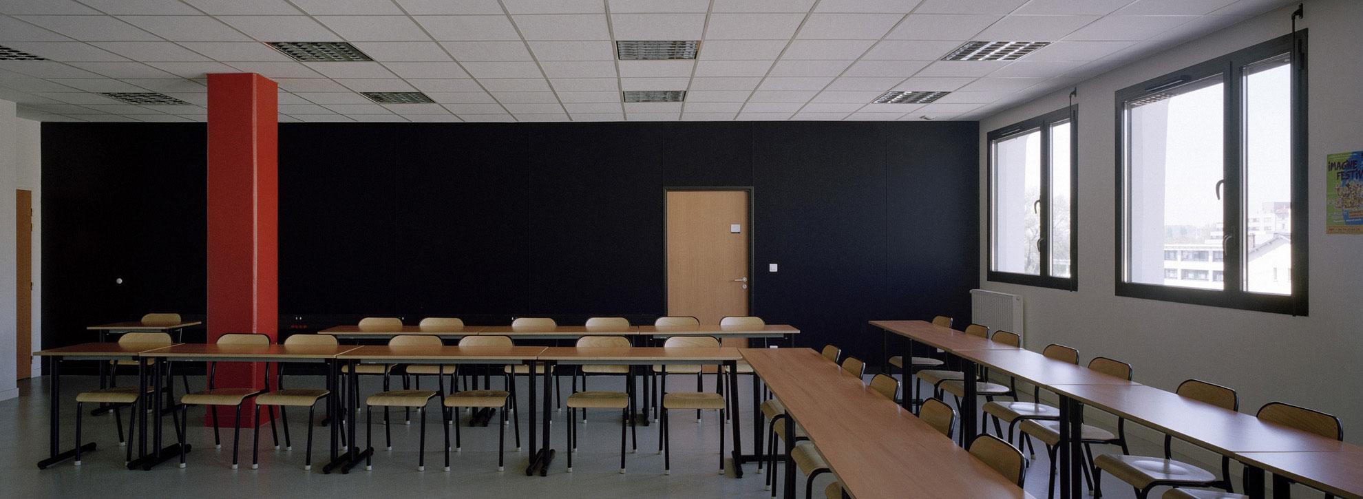 Collège Gabriel Rosset - Lyon