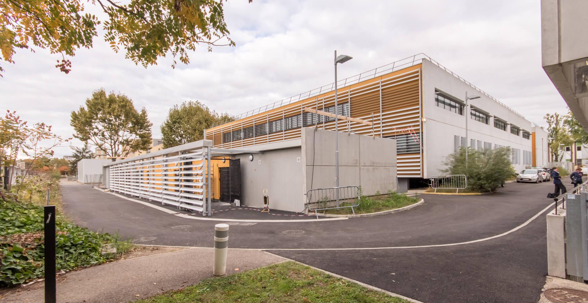 Ecole Normale Supérieure de Lyon