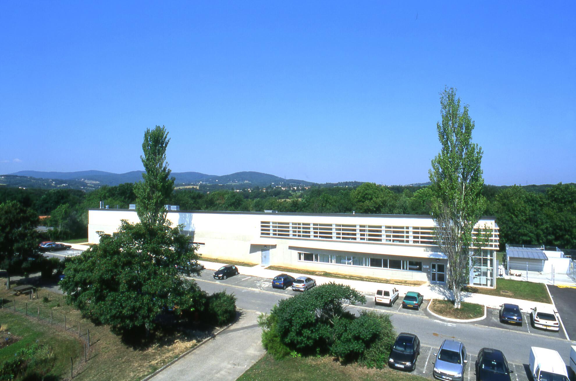 Institut Bourgelat Ecole veterinaire de Lyon