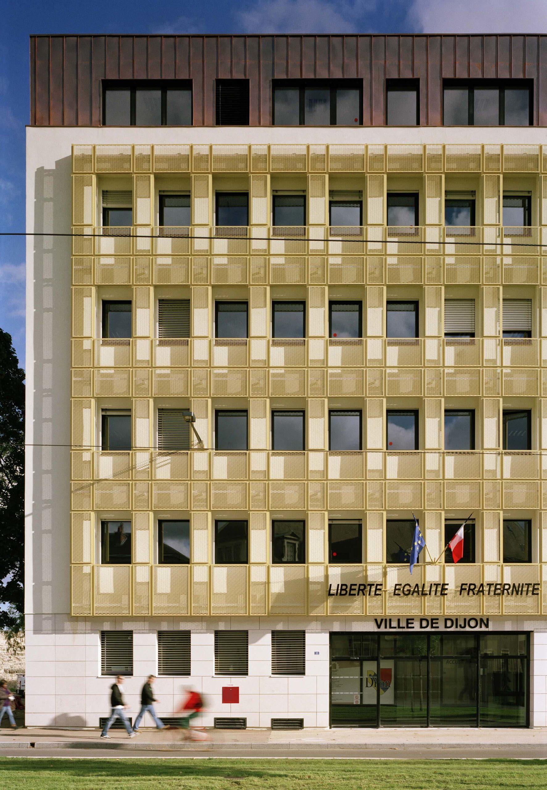 Services Technique Admin Dijon