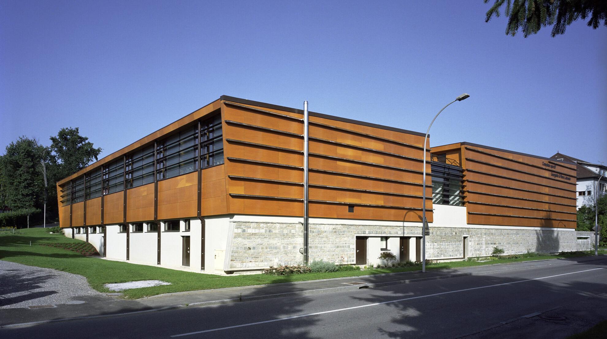 Complexe sportif La Roche sur Foron