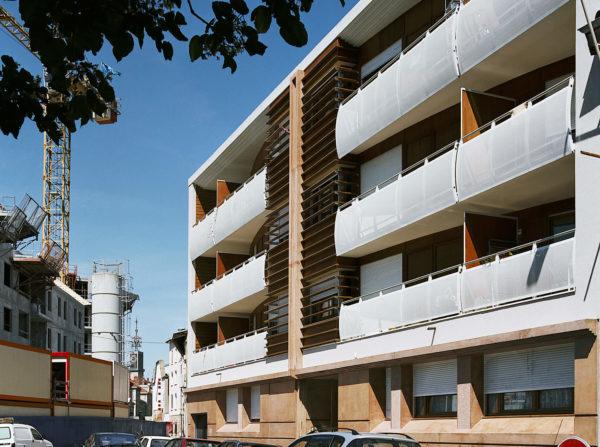 Résidence de 15 logements PLA à Lyon 9e