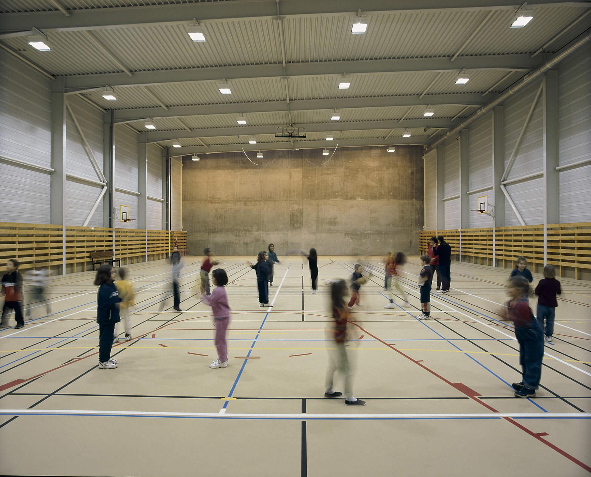 Salle de sports à Anse