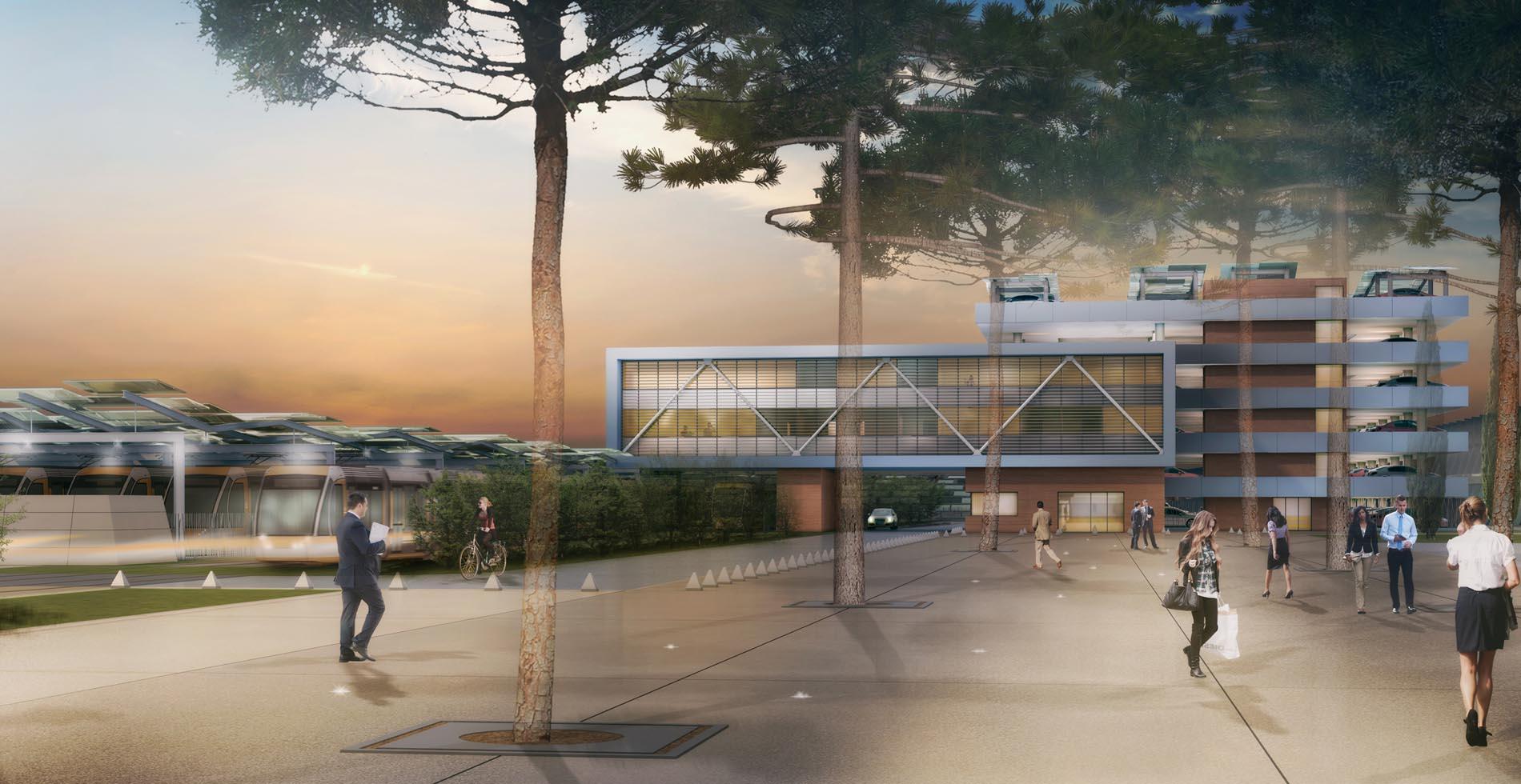 Centre de Maintenance Nikaïa – Nice